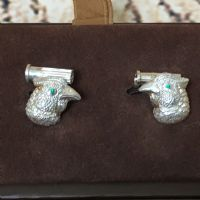 Holland and Holland cufflinks